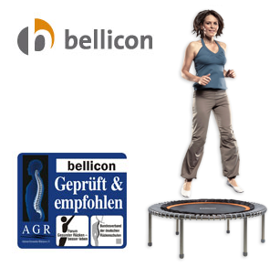 bellicon Minitrampolin mit Model